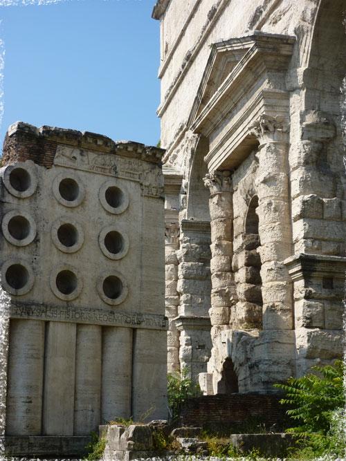 Aqueduc de la Porta Magiore