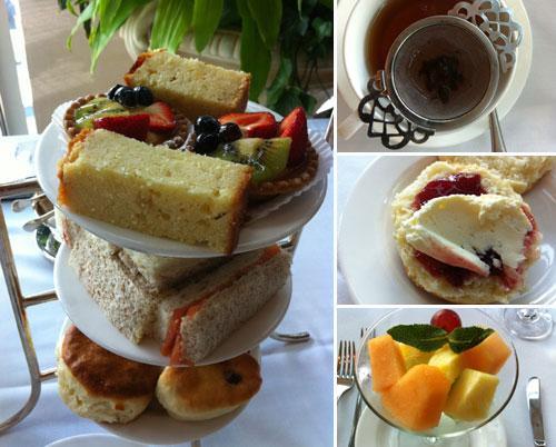 Tea hour Château Laurier