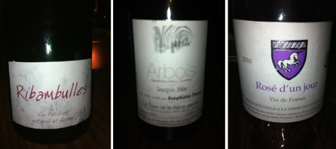 Mes coup de coeur accords met/vin